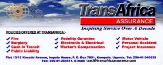 WHY TRANSAFRICA ASSURANCE
