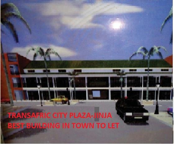 JINJA BUILDING