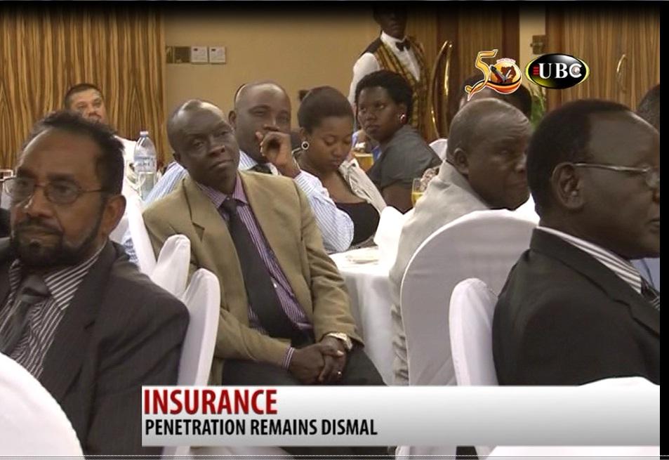 UGANDA INSURANCE  OFFICIALS
